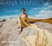Rana Mansour's new album release September 10th