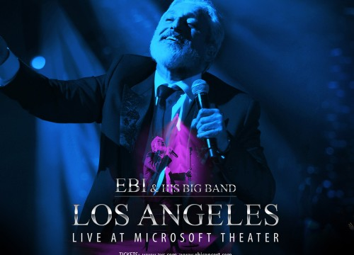 Ebi Live in Los Angeles
