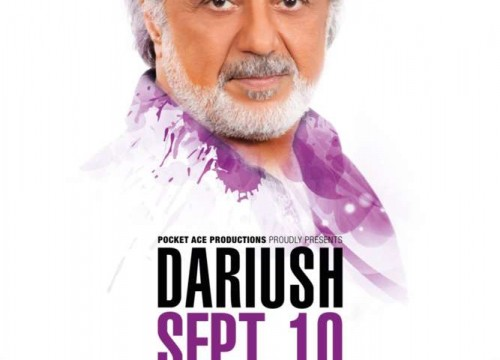 Dariush Live in Orange County
