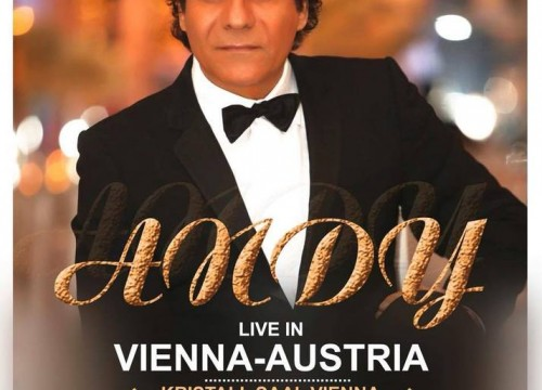 Andy Live In Vienna