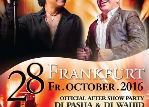 Andy & Michael Live In Frankfurt