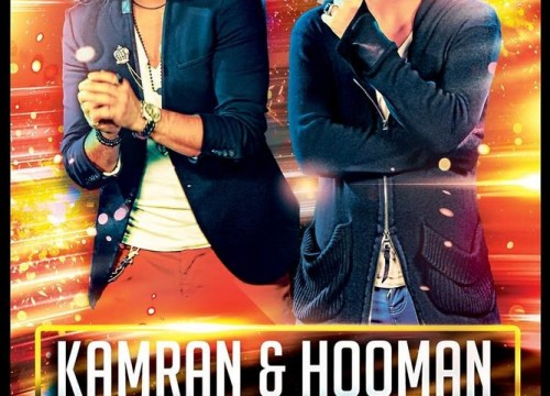 Kamran and Hooman Live In Oklahoma