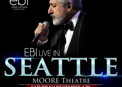 Ebi Live in Seattle