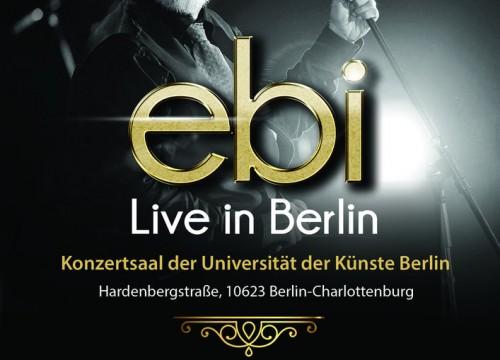 Ebi Live in Berlin