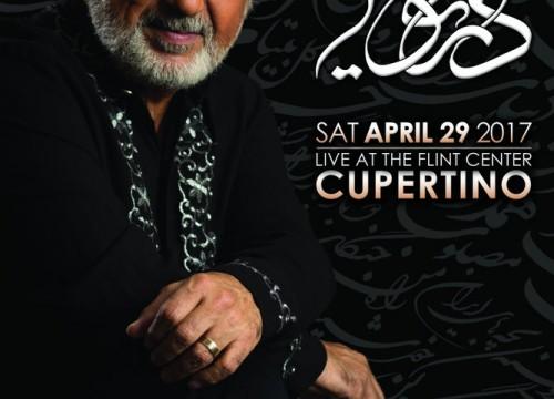 Dariush Live in Cupertino