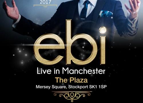 Ebi Live in Manchester