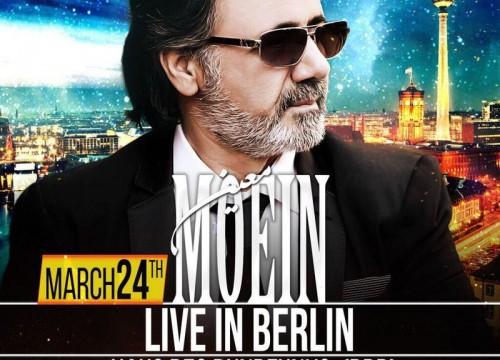 Moein Live In Berlin