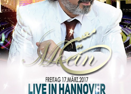 Moein Live In Hannover