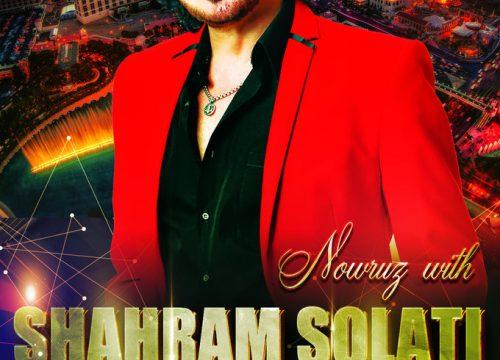 Shahram Solati Live in Concert