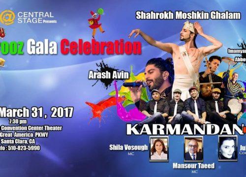 Norooz Gala Celebration