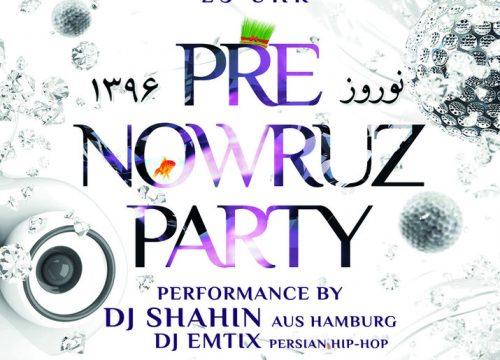 PreNowruzParty In Darmstadt