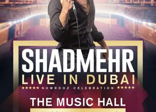 Shadmehr Live in Dubai
