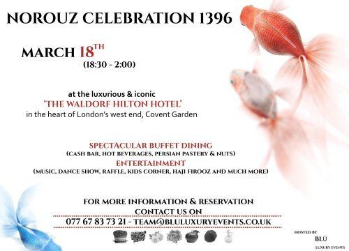 Norouz Party Celebration 1396