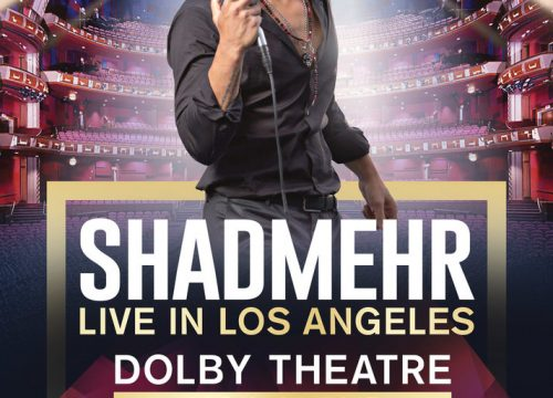 Shadmehr Live in Los Angeles