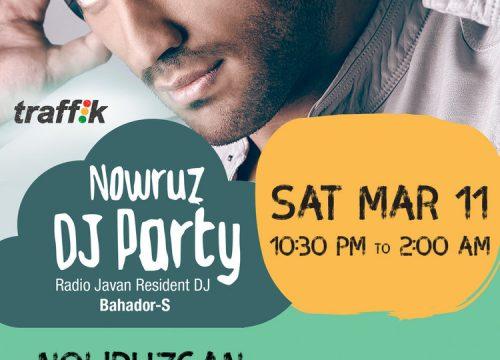 Nowruzgan DJ Party