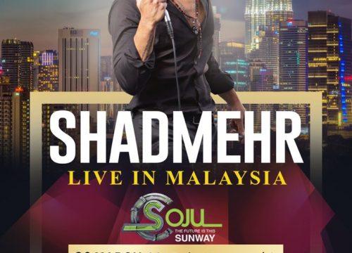 Shadmehr Live in Malaysia