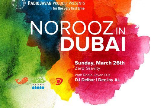 Radio Javan Norooz Party In Dubai