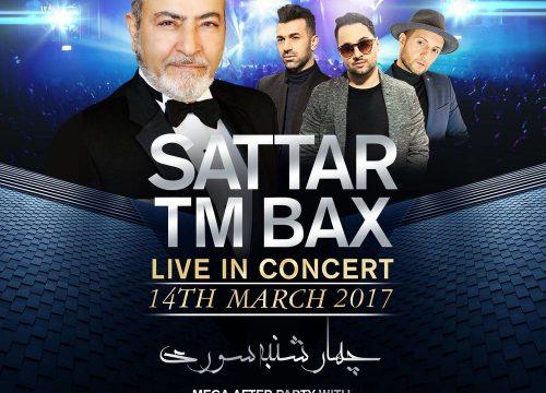 Sattar & TM Bax Live In Holland