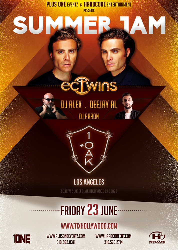 summer jam party in los angeles at 1oak nightclub persianevents