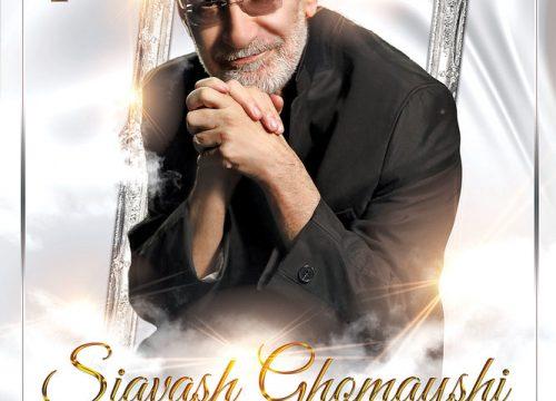 SIavash Ghomayshi Live in D.C.