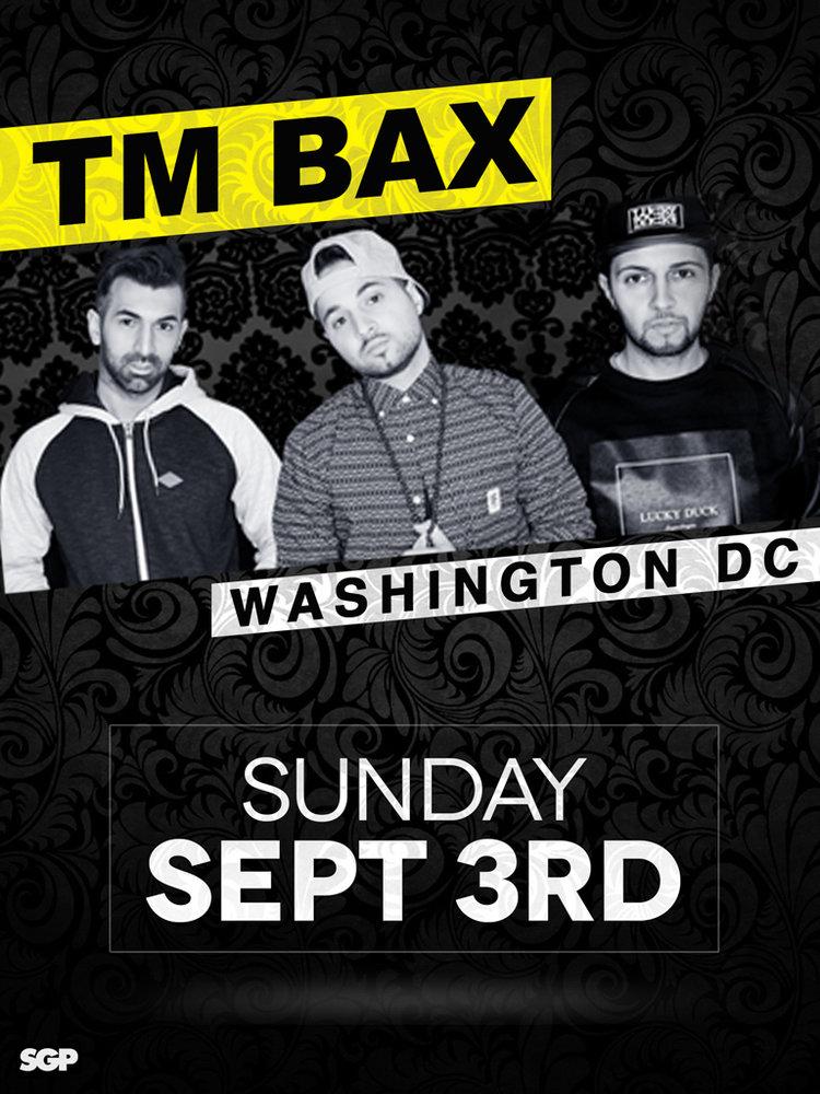 TM BAX Live in Washington D C  - PersianEvents
