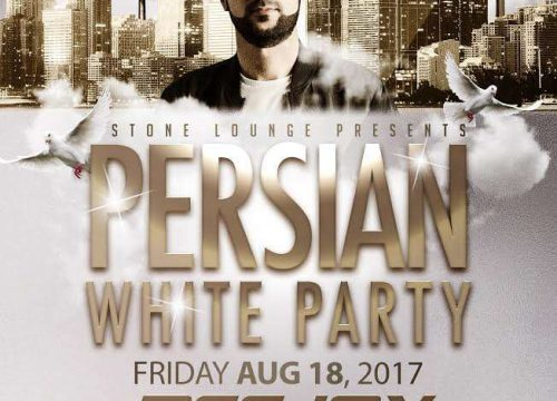 Persian White Party