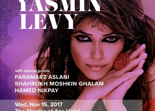 Yasmin Levy – Los Angeles with Special Guests