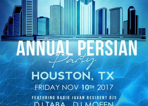 Radio Javan Annual Persian Party in Houston