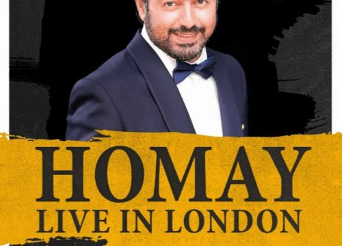 Homay & Mastan Live In London