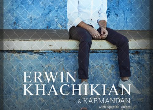Erwin Khachikian and Karmandan In Los Angeles