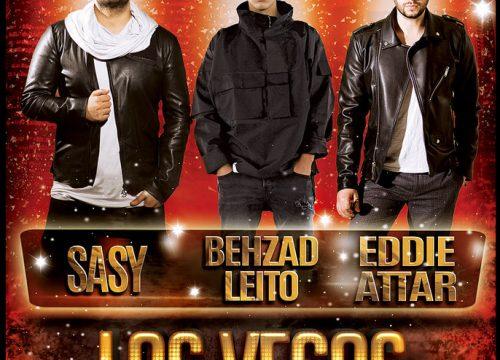 Radio Javan Vegas Concert With Sasy, Behzad Leito, & Eddie Attar