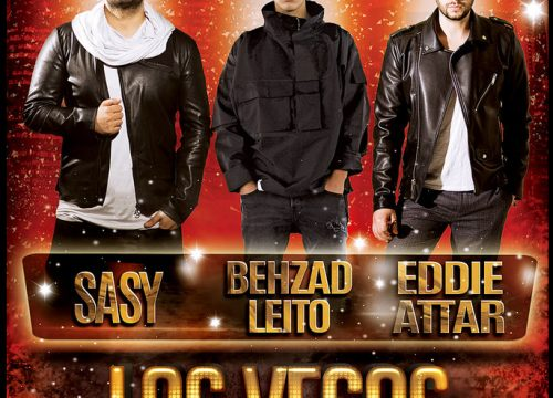 Radio Javan Concert With Sasy, Behzad Leito, & Eddie Attar