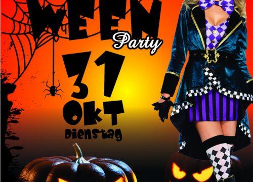 Persian Halloween Party In Dusseldorf