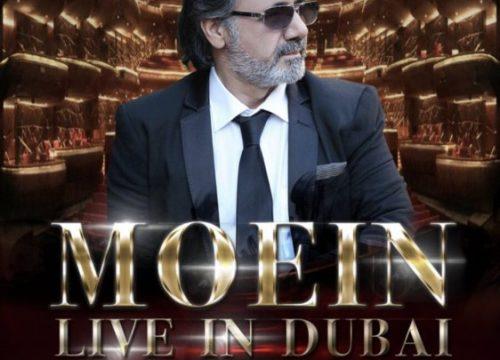 Moein Live In Dubai