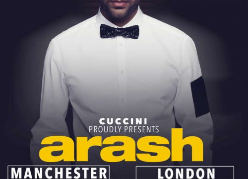 ARASH Live Concert in London
