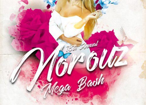 Norouz Mega Bash in Los Ageles