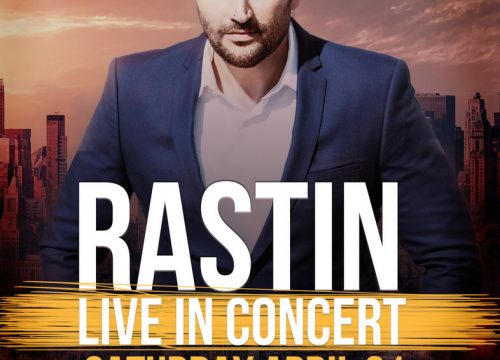 Rastin Live in Los Angeles
