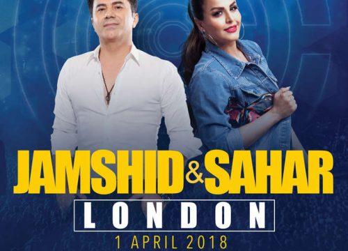JAMSHD & SAHAR Live Concert in London