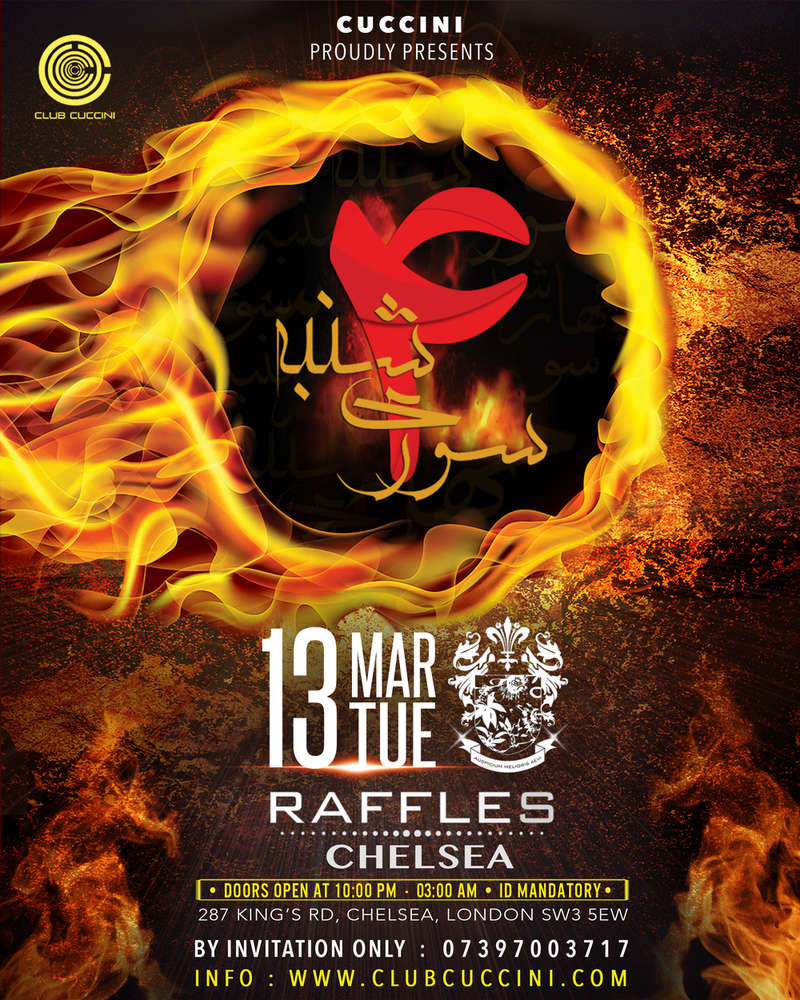 4shanbe suri persianevents official 4shanbe soori party at raffles chelsea this event is by invitation only info table booking 07397003717 clubcuccini 18 id mandatory stopboris Gallery