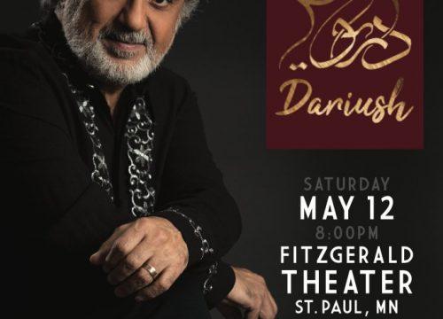 Dariush Live In Saint Paul