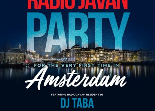 Radio Javan Party in AMSTERDAM