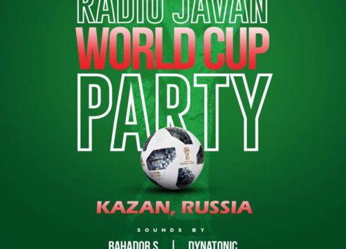 Radio Javan World Cup Party in Russia