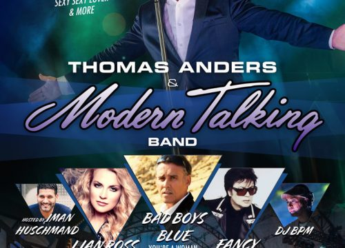Thomas Anders & Modern Talking Live in Chicago