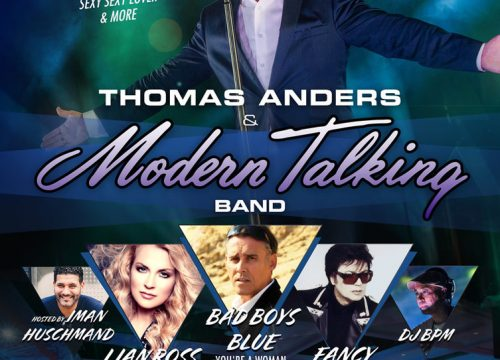 Thomas Anders & Modern Talking Live in Miami