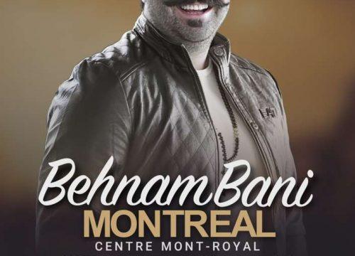 Behnam Bani in Montreal