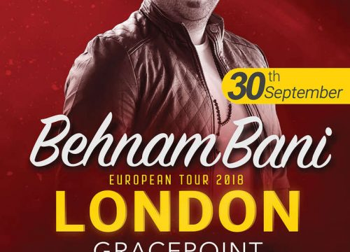 Behnam Bani Live In London