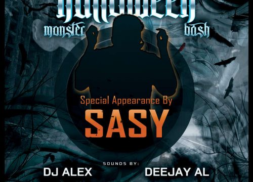 Halloween Monster Bash w/ Special Appearance by 'SASY' in Los Angeles