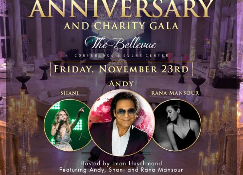 EE's Annual Anniversary and Charity Gala