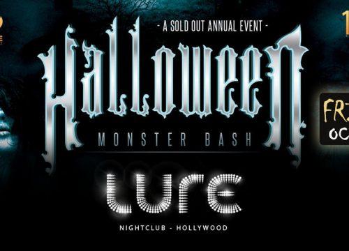 Halloween Monster Bash in Los Angeles