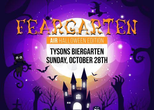 Halloween Costume Party at Tysons Biergarten